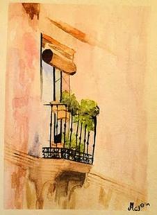 Balcón andaluz