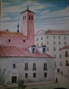 Calles de S. Pedro y de Segovia