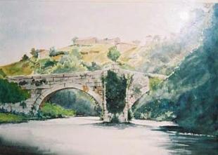 Puente Romano de Ayáriz